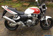 Honda CB1300f
