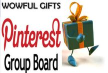 Wowfulgifts Group Board / This is a group board for all you gifters that want to share the very best and wowful products - Remember, only the very best content gets pinned on this board!