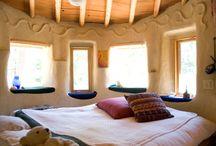 Dormitorios (construcción con tierra)