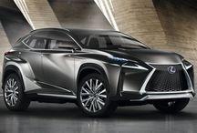 2013 Lexus LF-NX Release