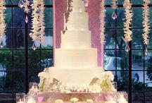Wedding cake table inspiration