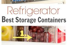 Organization & storage : Fridge