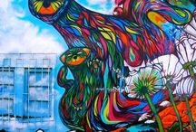 street art / by Charlotte Downes