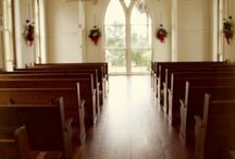 Christmas Church Decorations