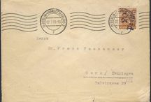 Stamps, Germany, Berlin