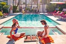 la piscine / by Erica Cook (Moth Design)