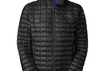 North Face Thermoball Jackets! / North Face's new Thermoball jackets are a new cool looking puffy!