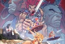Comics / Fantasy