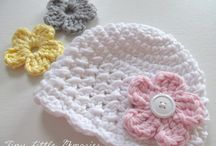 Crochet inspiration / Things I like that don't have a pattern or tutorial