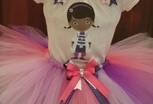 Doc McStuffins for Dakota / by Michelle Ramirez-Caldwell