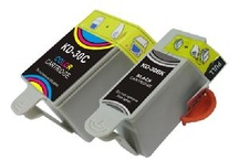 Ink You'll Love: KODAK! / offers compatible Kodak printer ink for all Kodak printer models including the EasyShare, All-in-one, and ESP series. So whether you are looking for compatible Kodak ESP ink or some replacement All-in-one Kodak ink cartridges, CompAndSave will provide you outstanding value, along with a one year money-back guarantee and next-day shipping.