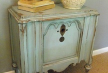 Painted Furniture / by Shelly Ebersohl Byrd