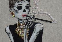 skull crafts & ideas