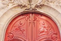 Secret Door / Ornate door