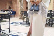 Женская мусульманская мода