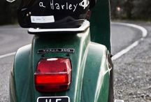 Vespa in Love