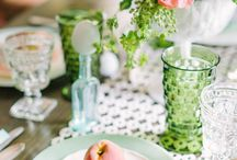 Paige's favorite wedding stuff / If I ever get married, I will probably want something like this!  / by Paige Ware