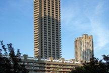 Brutalist Buildings