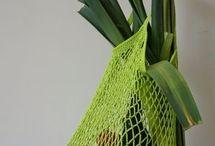 Crochet objets