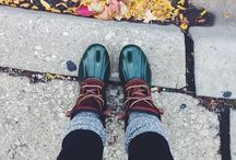 Boot Season / Boot up for fall adventure. / by Sperry