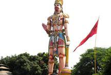Hanuman Vatika in Rourkela