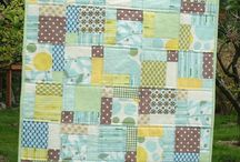disappearing  block quilts