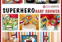 Baby Shower (Super Hero)