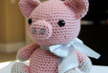 PigsSoft toys