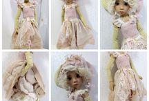 Meadow - oufits BJD dolls.