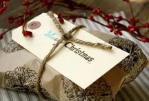 holiday naturals 2013                   / a natural feeling for holiday packaging with a sprinkle of snowflake and glitter on top….