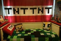 Minecraft bedroom ideas