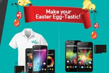 Easter Promotions / Celebrate Easter with #Wiko!