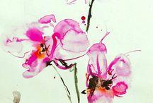 Flowers (Paintings)