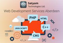 Web Development Services Aberdeen