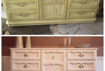 Projects / Dresser