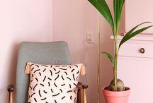 ❤️ Pink walls
