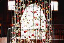 Weddings: Photo Backdrops / Creative ways to make those special wedding photos even more memorable.