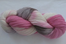 Yarns I've dyed / by Ruth Greenwald