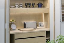 Interior - Breakfast cabinet