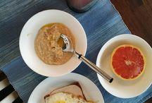 Aamupalat / breakfast