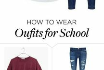 HTW: Outfits For School