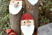 drevený mužíci
