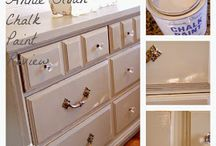 Chalk paint inspiration