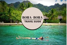 Bora Bora Travel Guide / Everything You Need To Know About Heading to TAHITI