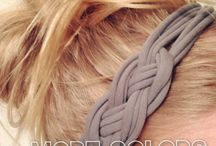 Headbands / by Marilyn DiPasquale