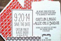 Design : Invitations & Stationary / by Mary Ellen