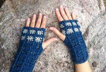 Wearable Art (crocheted clothing) / by Brandi Beavers
