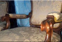 Francia antik bútorok
