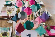 Fête - art de la table