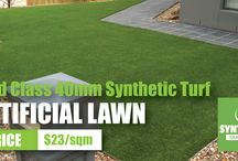 Synthetic Grass Living Melbourne